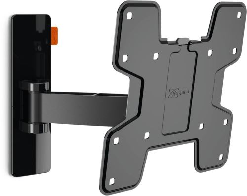 Support TV orientable Vogel´s WALL 3125 Noir pour TV 19 40