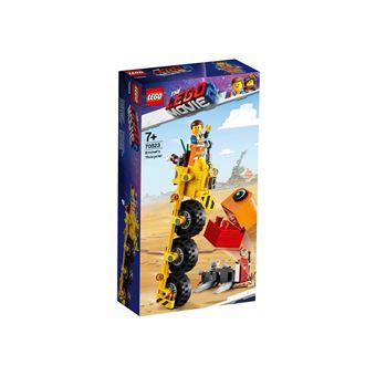 LEGO® The Lego® Movie 2™ 70823 Le Tricycle d'Emmet ! La Grande Aventure LEGO 2