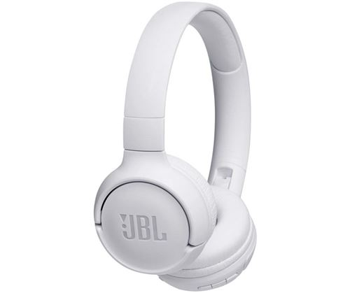 Casque JBL Tune 500 Bluetooth Blanc