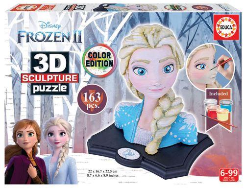 Puzzle 3D Educa Disney Frozen La Reine des Neiges 2 Elsa