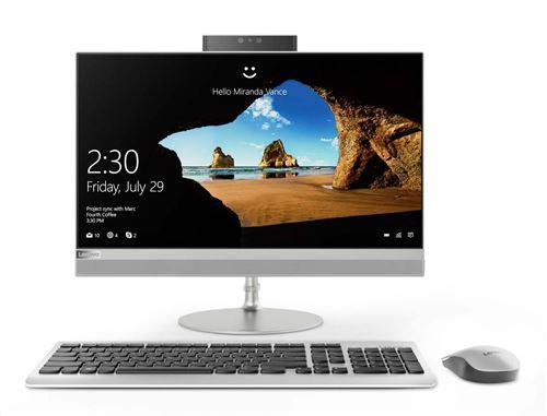 PC Lenovo IdeaCentre AIO 520-22IKU F0D500H7FR Tout-en-un 21.5