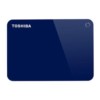 """Disque Dur Toshiba Canvio Advance 2.5"""" 2 To Bleu"""