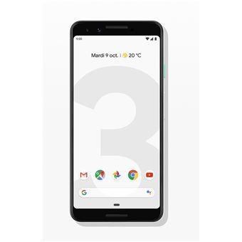 Smartphone Google Pixel 3 128 Go Résolument blanc