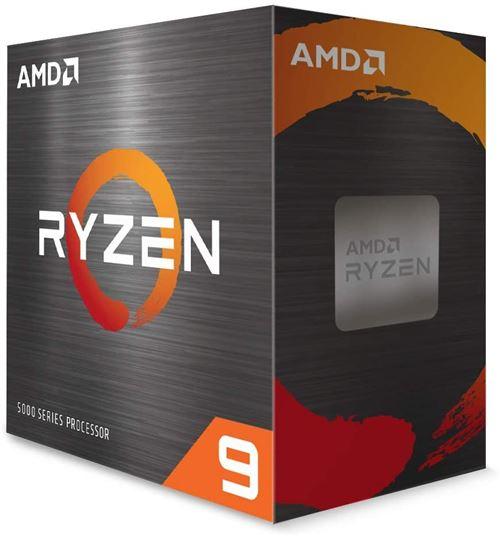Processeur AMD Ryzen 9 5950X 4.9 GHz Paquet AM4
