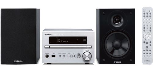Chaîne HiFi Yamaha MCR-B270 Bluetooth Argent
