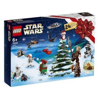 Calendrier De Lavent Lego Star Wars 2021 LEGO® Star Wars™ 75245 Le Calendrier de l'Avent   Lego   Achat