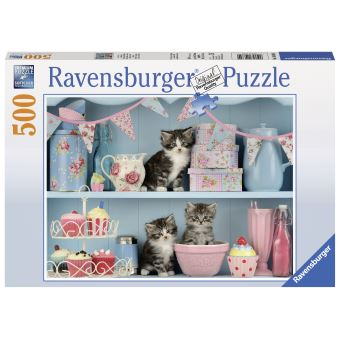 Puzzle Ravensburger Chatons et cupcakes