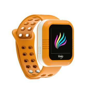 montre connect e enfant kiwipwatch orange jouet multim dia achat prix fnac. Black Bedroom Furniture Sets. Home Design Ideas