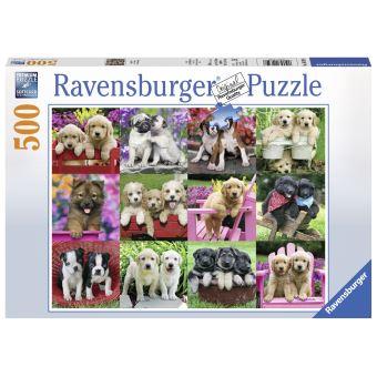 Puzzle 500 pièces Les copains Ravensburger