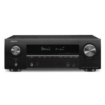 Amplificateur Denon AVR-X1600H 7.2 canaux Noir