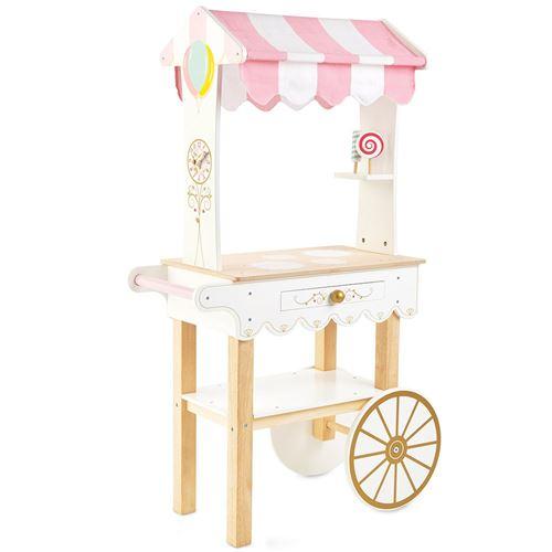 Le chariot à thé et friandises Le Toy Van Pour cuisine pour enfants
