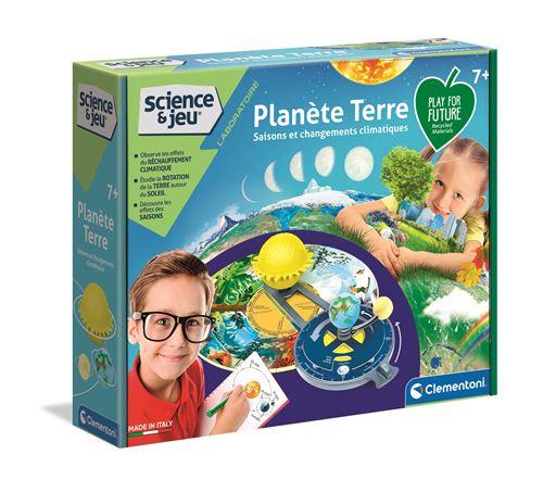 Jeu scientifique Clementoni Play For Future Planète Terre