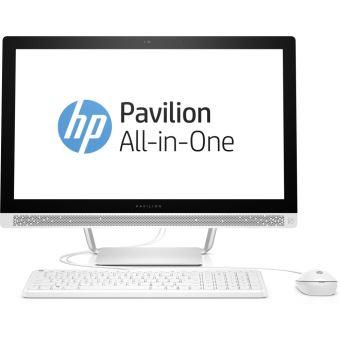 """PC HP Pavilion 24-b104nf 23.8"""" TBut-en-un"""