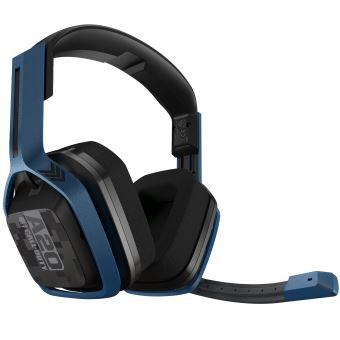 casque micro gaming astro a20 sans fil call of duty bleu pour ps4 accessoire console de jeux. Black Bedroom Furniture Sets. Home Design Ideas
