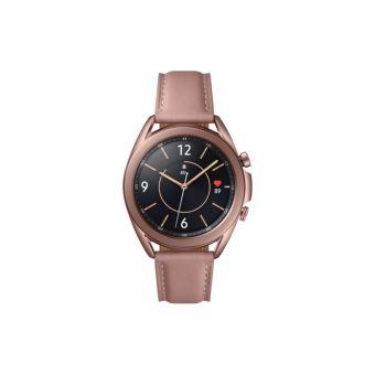 Montre connectée 4G Samsung Galaxy Watch3 41 mm Bronze mystique