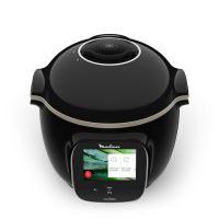 Multicuiseur intelligent Moulinex Haute pression Cookeo Touch Wifi CE902800 1600 W Noir