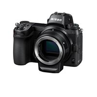 Appareil photo Hybride Nikon Z6II noir + Bague FTZ