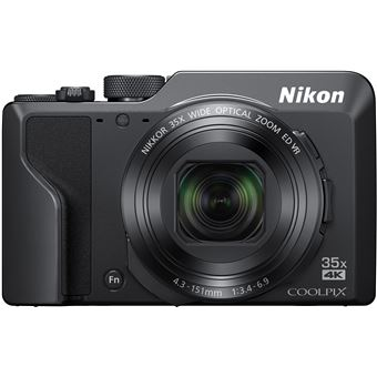 Nikon Compact Camera Coolpix A1000 Black