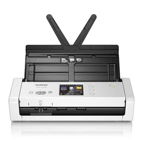 Scanner à plat Brother ADS-1700W Blanc et Noir