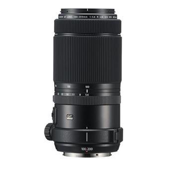 Fujifilm Fujinon GF100-200mm f/5.6 R LM OIS WR Hybride Telelens Zwart voor GFX