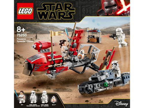 LEGO® Star Wars™ 75250 La course-poursuite en speeder sur Pasaana
