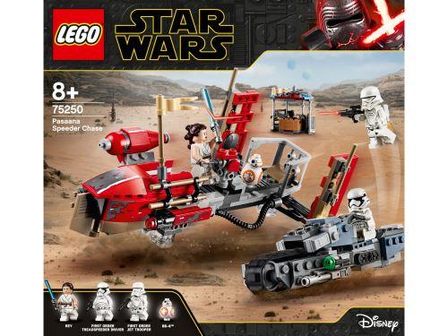 LEGO® Star Wars™ 75250 La course-poursuite en speeder sur Pasaana