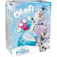 Pop Up Olaf La Reine des Neiges 2 Tomy