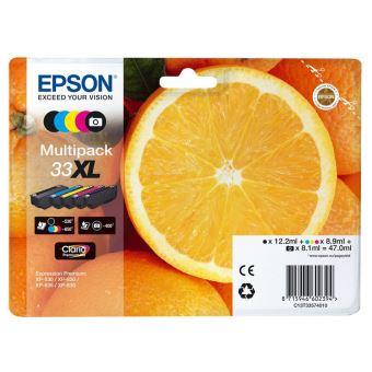 EPSON EXPRESSION PREMIUM 33 XL MULTIPACK
