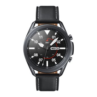 Samsung Galaxy Watch3 45 mm Mystic Black