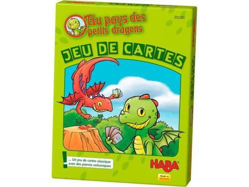 Jeu de cartes Haba Au pays des Petits Dragons