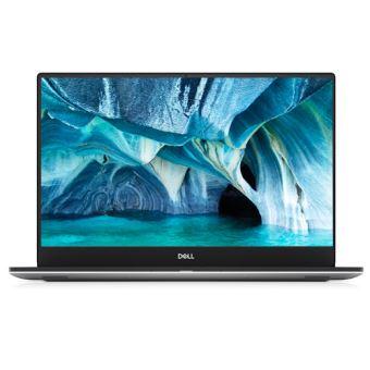 "Dell XPS 15 7590 15.6"" 512GB SSD 16GB RAM Core i7-9750H 2.6GHz GF GTX 1650 Zilver Laptop - Azerty FR toetsenbord"