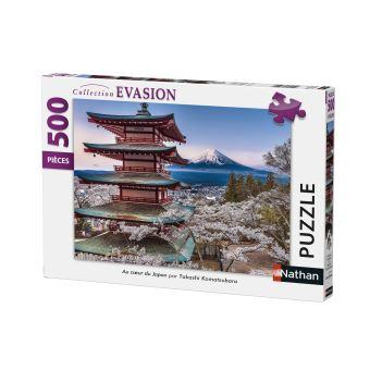 Puzzle Nathan Au coeur du Japon