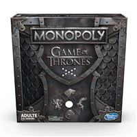 Jeu classique Monopoly Pack Collection Monopoly Game of Thrones