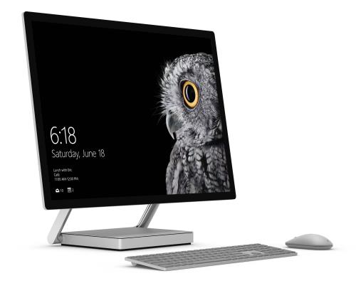 PC Tout-en-un Microsoft Surface Studio 28 Intel Core i5 8 Go RAM 1 To