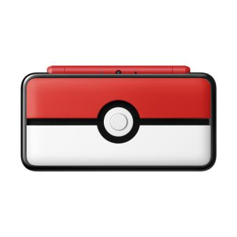 Console Nintendo New 2DS XL Edition Poke Ball