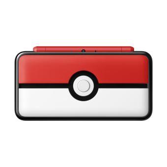 Console Nintendo New 2DS XL Edition Poke Ball
