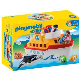 Playmobil 123 idées cadeaux enfant fille garçon 18 mois 2 ans jeux