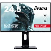 "Ecran Iiyama G-Master GB2560HSU-B1 Red Eagle 24.5"""