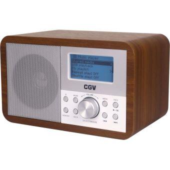 CGV DR25I RAD INTERNET-FM USB