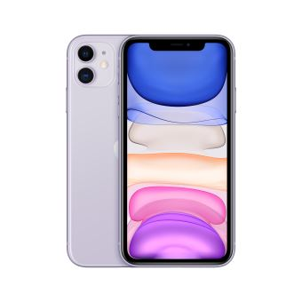 Apple Iphone 11 256 Go 6 1 Mauve Smartphone Achat Prix Fnac