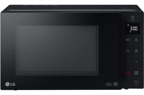 Micro-ondes et gril LG MH7235GIB 1200 W Noir