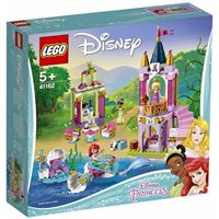 LEGO® Disney 41162 La célébration royale d'Ariel, Aurora et Tiana