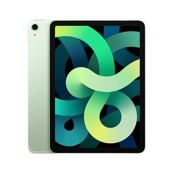 Photo de apple-ipad-air-4e-generation-vert-256-go-wi-fi-cell