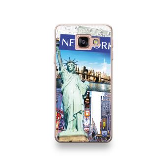 coque wiko tommy 2 silicone motif vue de new york achat prix fnac. Black Bedroom Furniture Sets. Home Design Ideas
