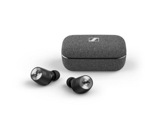 Ecouteurs sans fil True Wireless Sennheiser Momentum Noir