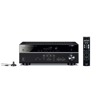 Amplificateur Home Cinema 5.1 Yamaha RX-V485 Noir