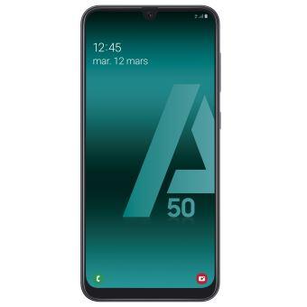 Smartphone Samsung Galaxy A50 Double SIM 128 Go Noir