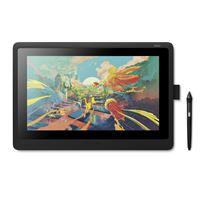 "Tablette graphique Wacom Cintiq 16 15.6"" Noir"