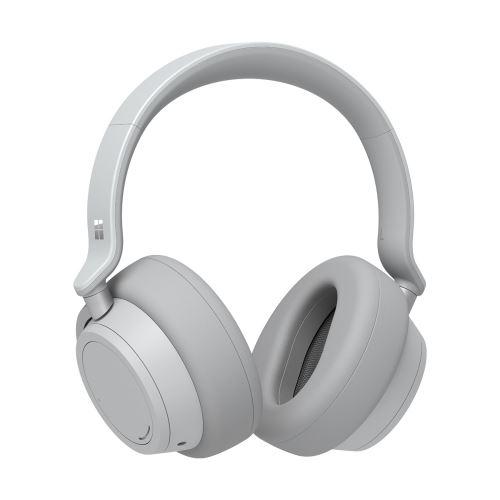 Casque Bluetooth à réduction de bruit Microsoft Surface Headphones 2 Gris platine
