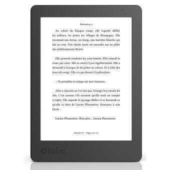 Liseuse numérique Kobo by Fnac – Kobo Aura 2ème édition Reconditionnée